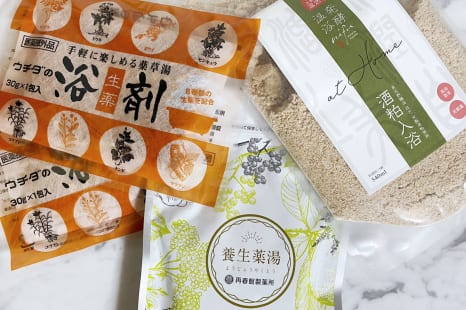 お風呂で免疫力UP!自然の力で体を芯から温める入浴剤3選