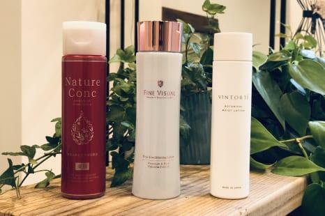 冬も理想の肌状態をキープ!肌状態&悩み別おすすめ化粧水3選