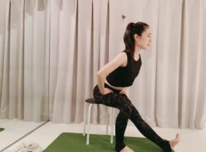 腰痛緩和&足のむくみ対策に!簡単「椅子ストレッチ」
