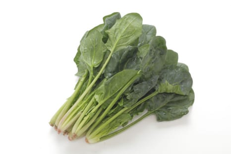 ほうれん草は胃腸のホウキ?旬のほうれん草の選び方&食べ方
