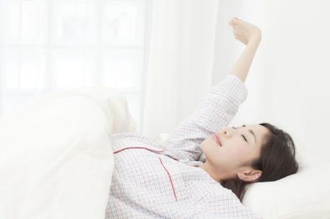 更年期の不眠対策にも◎!睡眠の質がアップする生活習慣