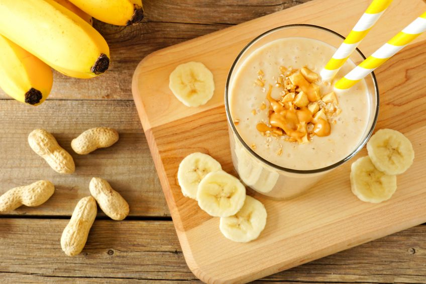 バナナジュース
