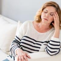 寝汗&ほてりは潤い不足の印?更年期の不快を和らげる食材