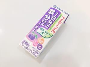 プルーンFe 1日分の鉄分 のむヨーグルト 糖質・カロリーオフ(R) 190g/雪印メグミルク