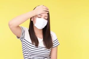 マスクで呼吸が浅くなるとストレスが溜まりやすい!?