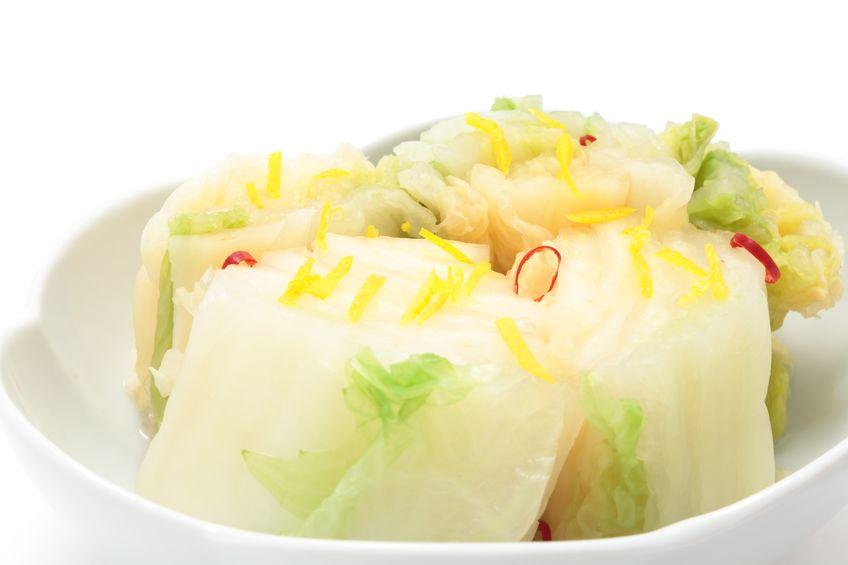 白菜甘酢漬け