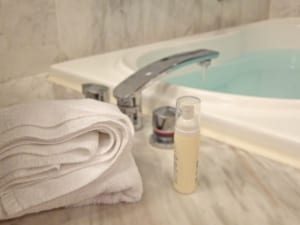 お風呂の温度