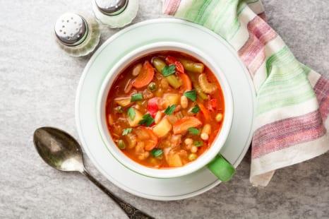 スープ+〇〇で冬太り解消!痩せモードになるスープのレシピ