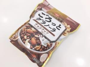 ごろっとグラノーラ チョコナッツ/日清シスコ