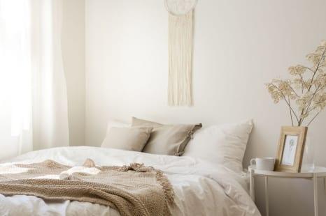 熟睡したいなら○○色の寝具!?やる気を高める色の使い方