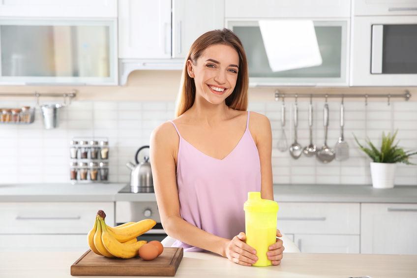 バナナプロテイン
