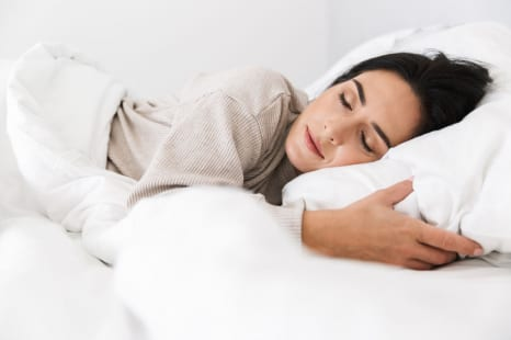 〇時間以上の睡眠で痩せ体質に?ダイエットに効果的な眠り方