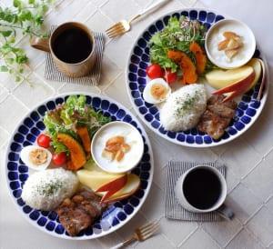 ワンプレートで考えよう!「バランスの良い食事」の目安