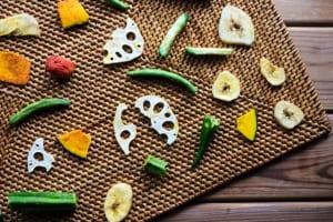 Fruit and Veggie Jerky(フルーツと野菜のジャーキー)