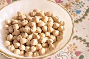ひよこ豆で健康美を目指す