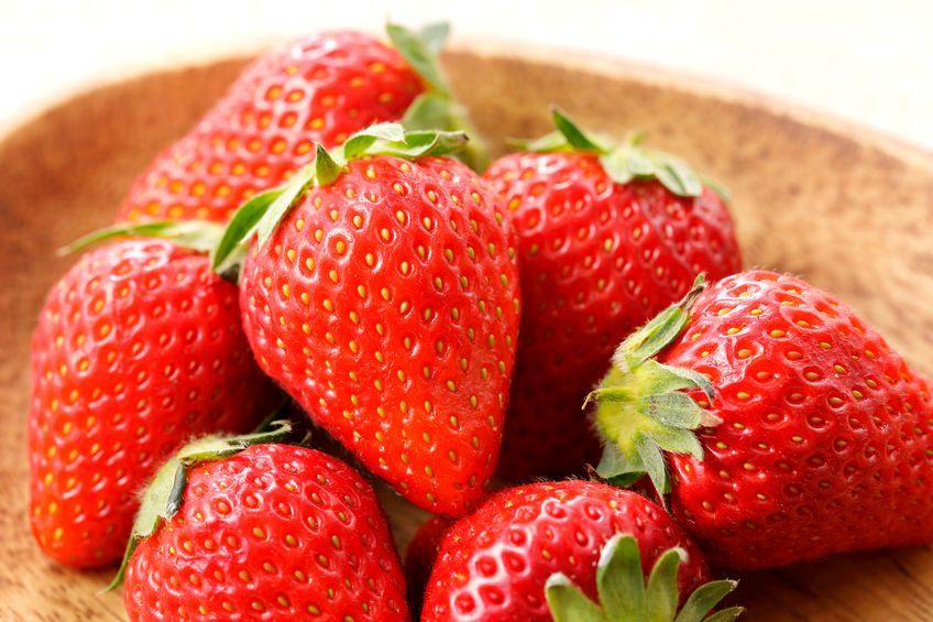 春先の老化&シミ対策に!イチゴの栄養とかしこい食べ方