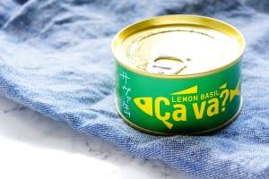 サヴァ缶 レモンバジル味/岩手県産
