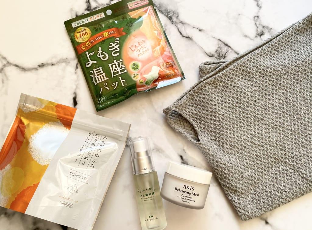 就寝中の冷え&乾燥から肌を守るおすすめアイテム&対策法