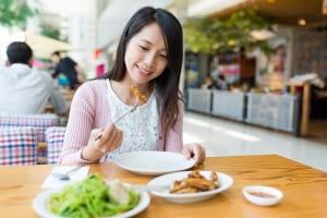 食べ過ぎ防止