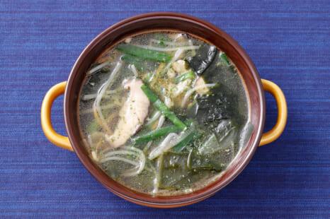 冷蔵庫にある野菜でできる!ダイエットスープのレシピ