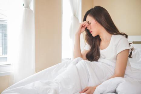 更年期不調の原因は不眠!?専門家に聞く「快眠サポートにおすすめの食材」