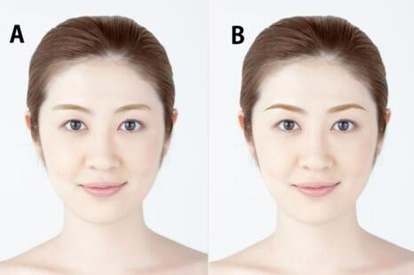 トレンド眉で老け見え?リフトアップ効果抜群の眉の描き方