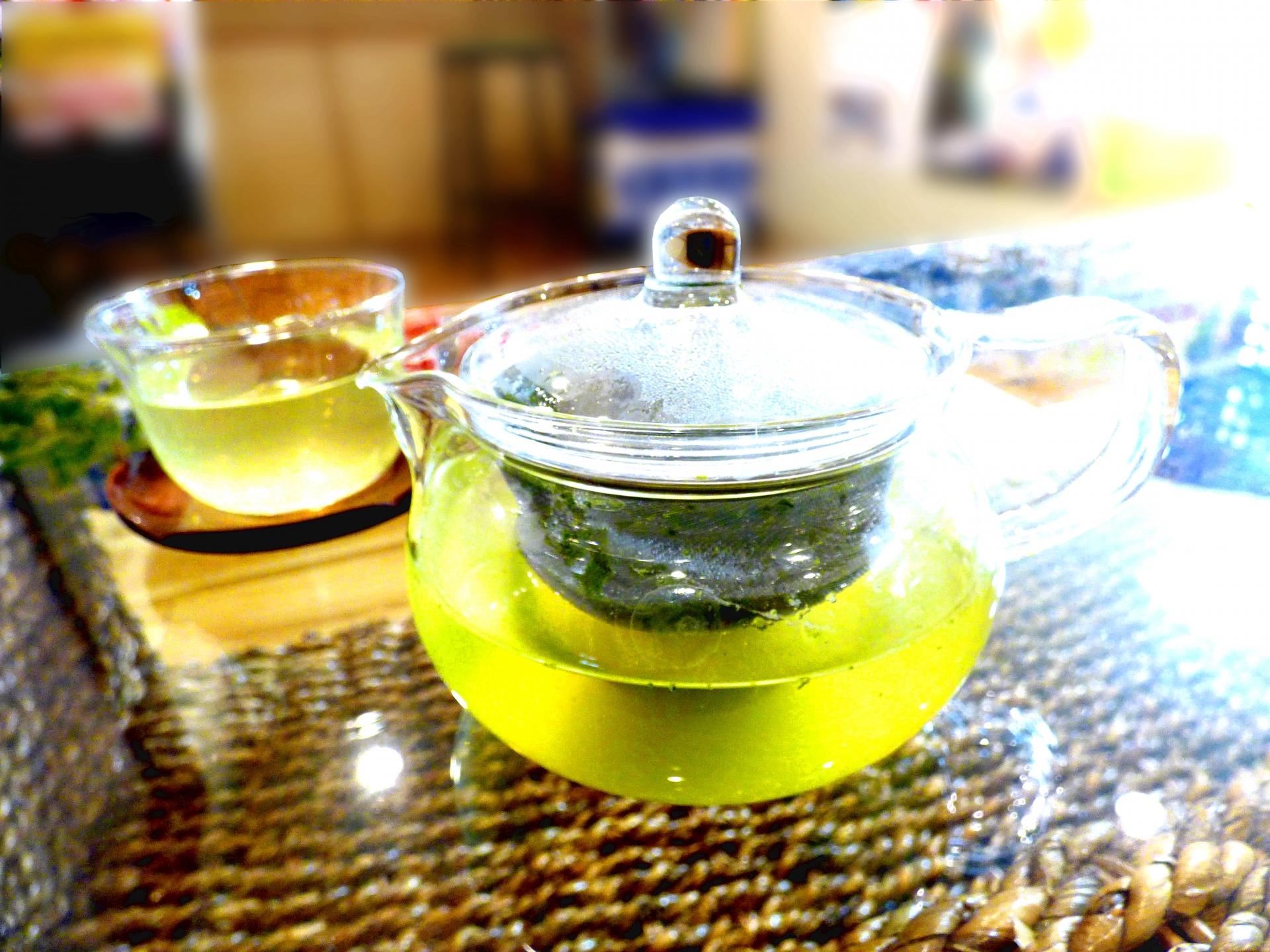 手軽&簡単!ストレス&免疫サポートになるお茶の淹れ方