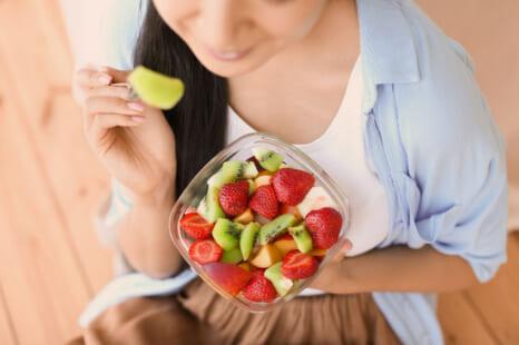 朝フルーツで痩せスイッチon!ダイエット効果の高い食べ方