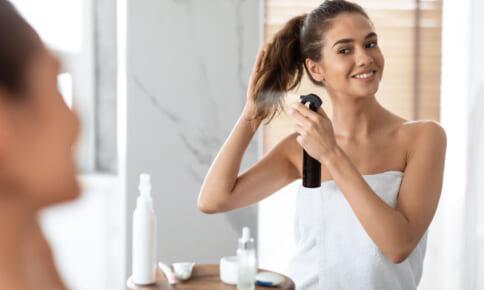 頭皮の日焼けで白髪に?頭皮を労るヘアローションのレシピ