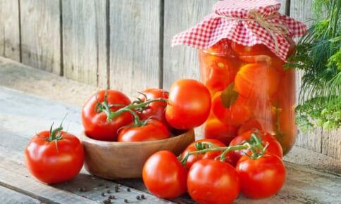 酢×トマトでシミ知らずに!?ダイエット効果も◎な酢トマト