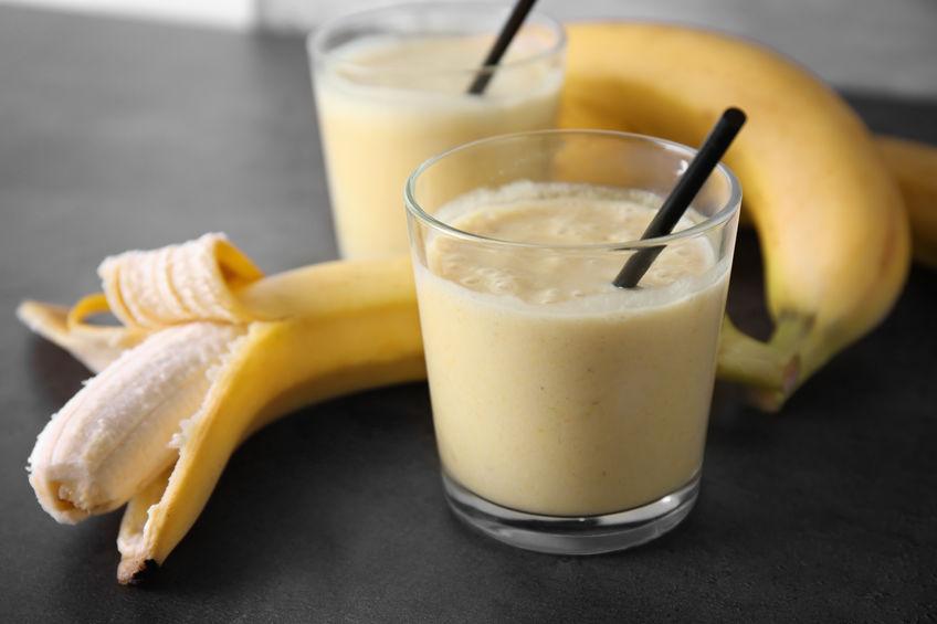バナナ スムージー