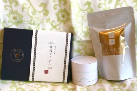 茶ムリエが教える美容&老化防止のために飲みたいお茶3つ