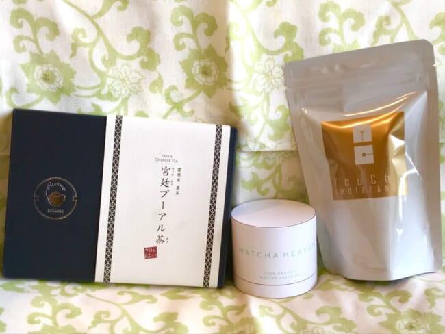 茶ムリエが厳選!美容&老け対策に最適な東洋のお茶3つ