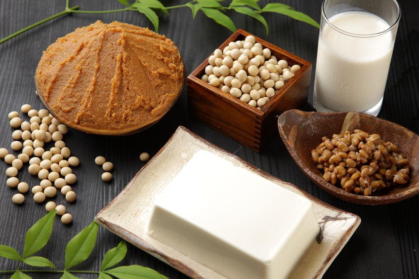 大豆製品 豆腐 豆乳 味噌 納豆