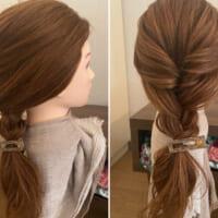 カールドライヤーで簡単!トップふんわり若見えヘアの作り方