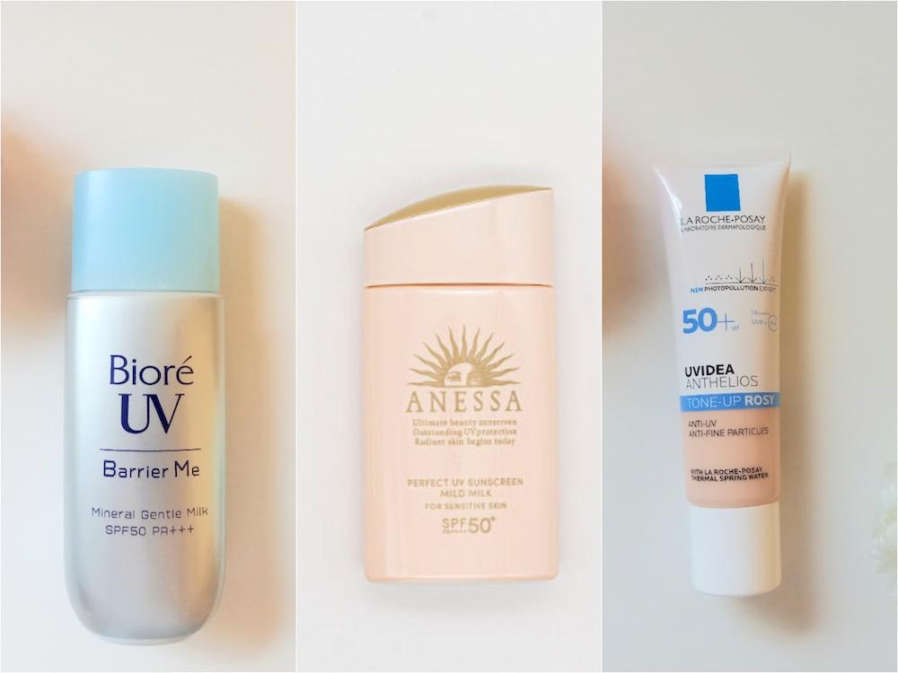 大人の敏感肌におすすめ!化粧下地としても使えるUVケア