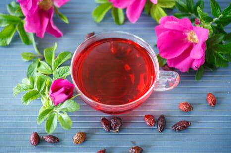 肌老化を抑える!今こそ飲むべきお茶3つ