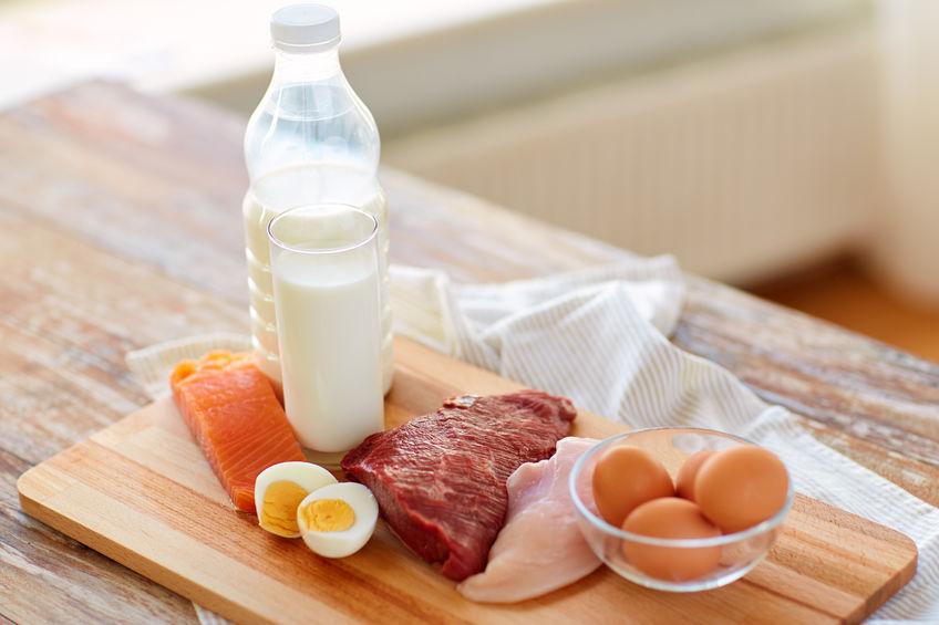 運動なしで筋肉キープ?「ダブルたんぱく質」の効果的な摂り方