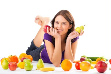 シミで一気に老け見え?シミ予防に食べたい果物3つ