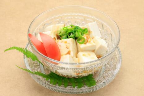 豆腐で夏老け防止!肌の潤いキープに役立つ豆腐の食べ方
