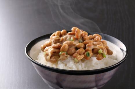 納豆ご飯の若返り効果UP!ちょい足ししたい食材は?