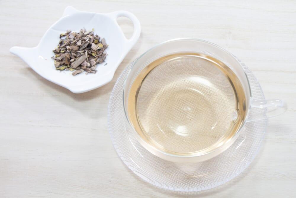 40・50代の水分補給に!腸活&ダイエットに役立つお茶_サラシア茶