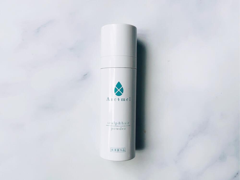 Asetmel scalp & hair powder/アセトメル