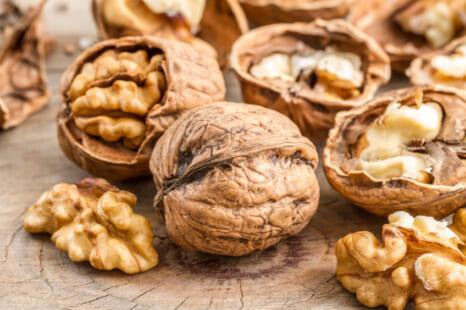 糖&脂肪の代謝を助ける?ダイエットに役立つくるみの活用法