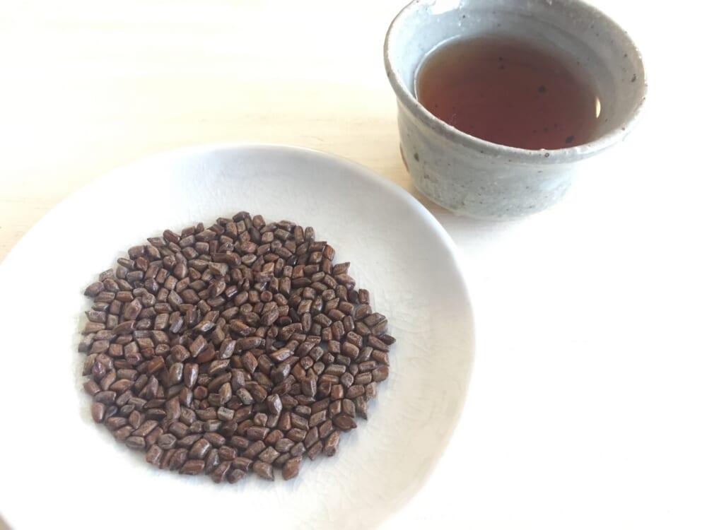 40・50代の水分補給に!腸活&ダイエットに役立つお茶_ハブ茶
