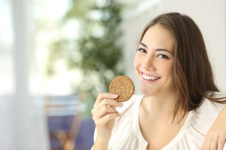 賢く選んで太らない!満足感◎なヘルシークッキー4選