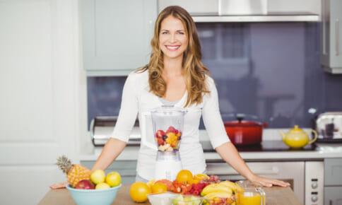 食べ過ぎ防止に役立つ!ダイエット中の朝に食べたい果物