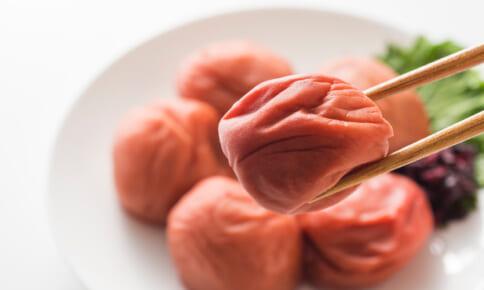 夏バテ&熱中症予防に!梅干しの美味しい食べ方アイデア3つ