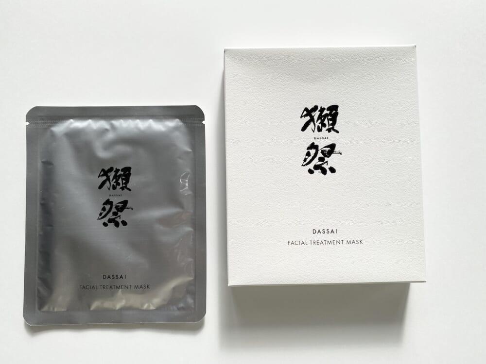 獺祭フェイシャルマスク/DASSAI BEAUTY