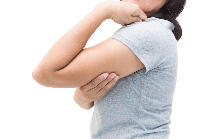 タプタプ二の腕を引き締める!ほっそり腕を作るトレーニング